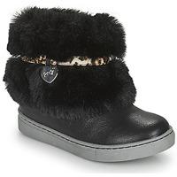 kengät Tytöt Bootsit Primigi B&G LUX Musta