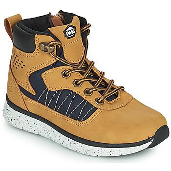 kengät Pojat Bootsit Primigi B&G TIMBY Konjakki