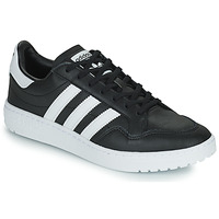 kengät Matalavartiset tennarit adidas Originals MODERN 80 EUR COURT Musta / Valkoinen