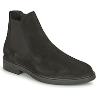 kengät Miehet Bootsit Selected CHELSEA Musta