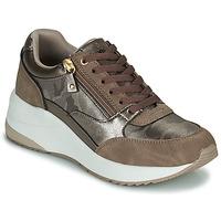 kengät Naiset Matalavartiset tennarit Xti 43124 Ruskea / Pronssi