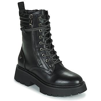 kengät Naiset Bootsit Xti 43066 Musta