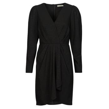 vaatteet Naiset Lyhyt mekko See U Soon 21222038 Musta