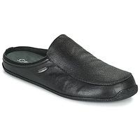 kengät Miehet Tossut Giesswein MANTA Musta