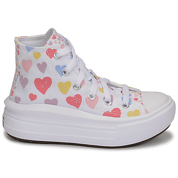 Converse CHUCK TAYLOR ALL STAR MOVE ALWAYS ON HEARTS HI