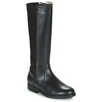 kengät Tytöt Saappaat Acebo's 9905PE-NEGRO-T Musta