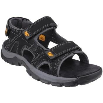 kengät Miehet Sandaalit ja avokkaat Caterpillar Giles Mustat