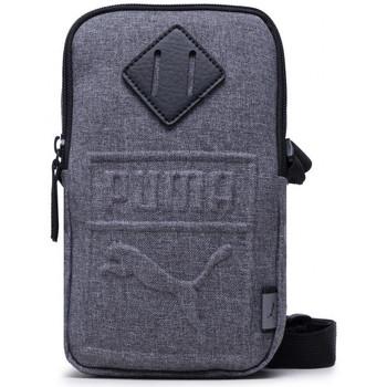 laukut Olkalaukut Puma S Portable Harmaa