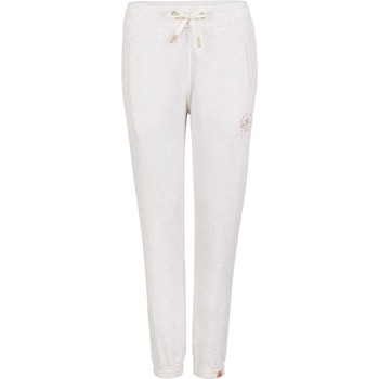 vaatteet Naiset Verryttelyhousut O'neill LW Graphic Valkoinen