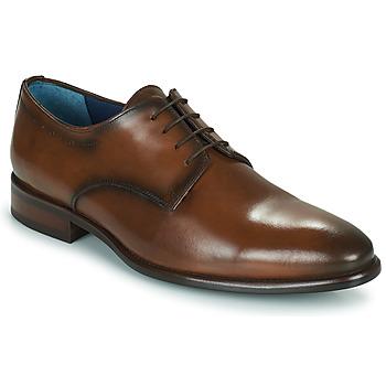 kengät Naiset Derby-kengät Brett & Sons NATHAL Ruskea