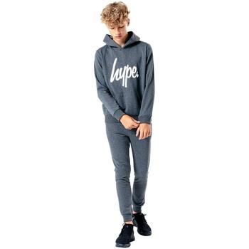 vaatteet Lapset Verryttelypuvut Hype  Dark Grey