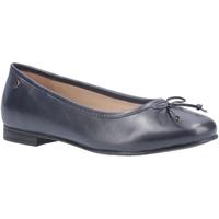 kengät Naiset Balleriinat Hush puppies  Navy