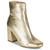 kengät Naiset Nilkkurit Moony Mood PEDROLYN Kulta