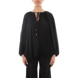 vaatteet Naiset Paitapusero / Kauluspaita Marella BLOUSE BLACK