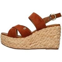 kengät Naiset Sandaalit ja avokkaat Wrangler WL11640A BROWN