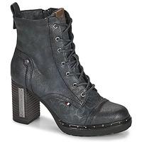 kengät Naiset Nilkkurit Mustang 1336502 Laivastonsininen