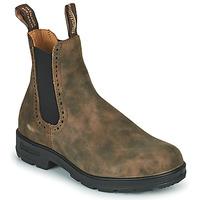 kengät Naiset Bootsit Blundstone ORIGINAL HIGH TOP CHELSEA BOOTS 1351 Ruskea