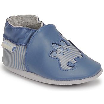 kengät Pojat Vauvan tossut Robeez DIFLYNO Sininen