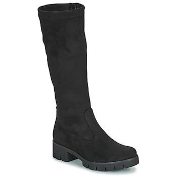 kengät Naiset Saappaat Gabor 7171947 Musta