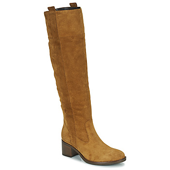 kengät Naiset Saappaat Gabor 7167914 Konjakki