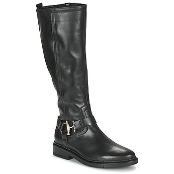 kengät Naiset Saappaat Gabor 7274767 Musta