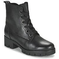 kengät Naiset Nilkkurit Gabor 7171127 Musta