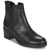 kengät Naiset Nilkkurit Gabor 7280417 Musta