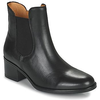 kengät Naiset Nilkkurit Gabor 7165027 Musta