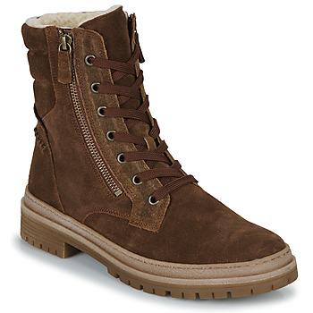 kengät Naiset Nilkkurit Gabor 7177118 Ruskea