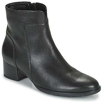 kengät Naiset Nilkkurit Gabor 7551027 Musta
