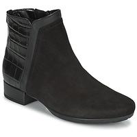 kengät Naiset Nilkkurit Gabor 7271227 Musta