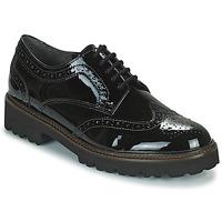 kengät Naiset Derby-kengät Gabor 524497 Musta