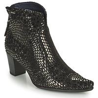 kengät Naiset Nilkkurit Dorking DEISY Musta
