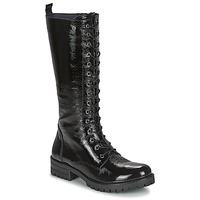 kengät Naiset Saappaat Dorking WALKING Musta