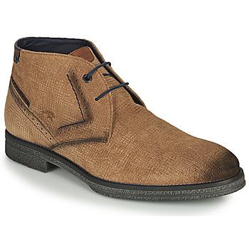 kengät Miehet Bootsit Fluchos GAMMA Ruskea