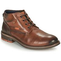 kengät Miehet Bootsit Fluchos TERRY Ruskea