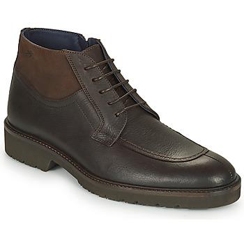 kengät Miehet Bootsit Fluchos CAVALIER Ruskea