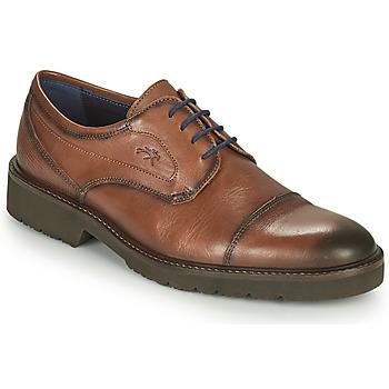 kengät Miehet Derby-kengät Fluchos CAVALIER Ruskea
