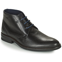 kengät Miehet Bootsit Fluchos OLIMPO Musta