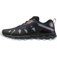 kengät Miehet Juoksukengät / Trail-kengät Mizuno Wave Daichi 6 Tummansininen