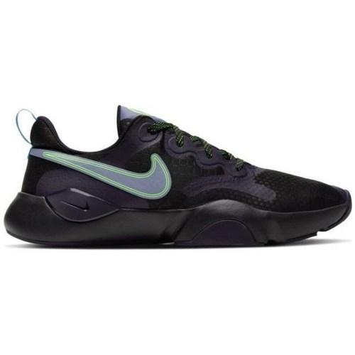 kengät Miehet Matalavartiset tennarit Nike Speedrep Mustat
