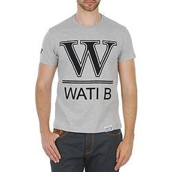 vaatteet Miehet Lyhythihainen t-paita Wati B TEE Grey