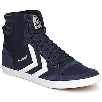 Korkeavartiset tennarit Hummel TEN STAR HIGH CANVAS