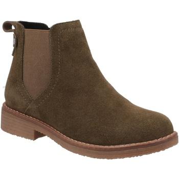 kengät Naiset Bootsit Hush puppies  Khaki