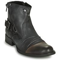 kengät Miehet Bootsit Kdopa DETROIT Musta
