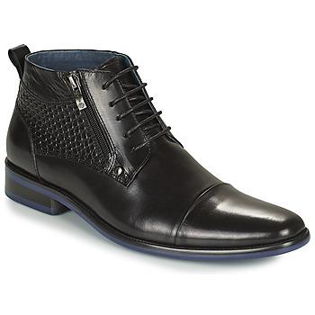 kengät Miehet Bootsit Kdopa JACKSON Musta