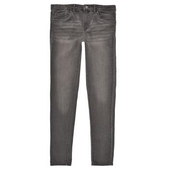 vaatteet Tytöt Skinny-farkut Levi's 710 SUPER SKINNY FIT JEANS Sininen