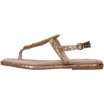 kengät Naiset Varvassandaalit Alma Blue V21BL9017 BRONZE