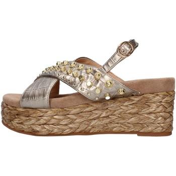 kengät Naiset Sandaalit ja avokkaat Alma Blue V21BL6506 BRONZE