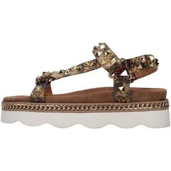 kengät Naiset Sandaalit ja avokkaat Alma Blue V21BL7101 BEIGE